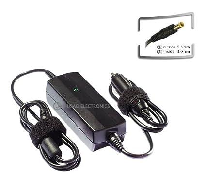 Cargador de coche 12 V CC 60 watts 3.1 A para ordenador ...