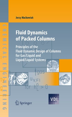 Fluid Dynamics of Packed Columns: Principles of the Fluid Dynamic Design of Columns for Gas/Liquid and Liquid/Liquid Systems (VDI-Buch) (Holds Fluid)