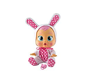 Amazon Com Cry Babies Girls Coney Baby Doll Toys Amp Games