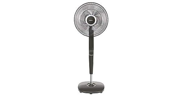 HABITEX_2018 Ventilador pie m. vprled. habitex: Amazon.es: Hogar