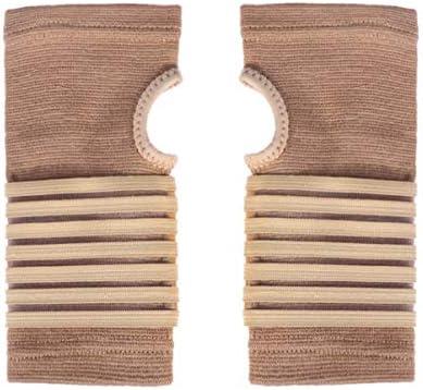 Healifty Handgelenkstütze Kompression Handgelenk Hülse Unterstützung Klammer Arm Band Handschutz für Bowling Sport Fitness Gewichtheben Arthritis 2 Stücke