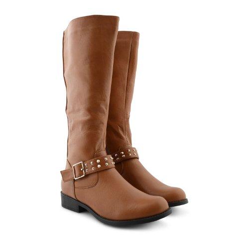 Footwear Sensation - Botas para mujer negro negro negro - Tan Pu