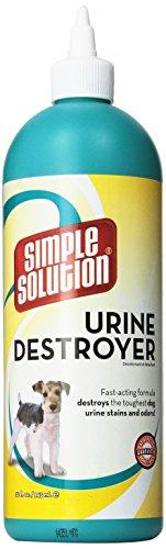 Simple Carpet Solution Bramton (Simple Solution Urine Destroyer, 32 oz.)