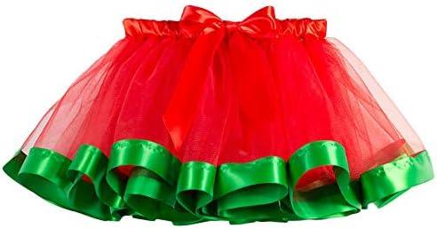 POLP Niño Navidad Cosplay Bebe Verde Vestido Rojo Disfraz ...