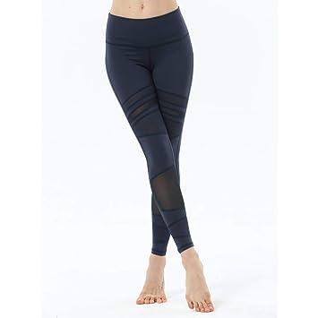 WZXY Pantalones de Yoga Mallas Ajustadas de Yoga Pantalón de ...