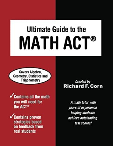 Ultimate Guide to the Math ACT (Act Subject)