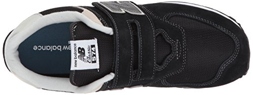 New Balance Kinder Schwarz IV574 Sneakers