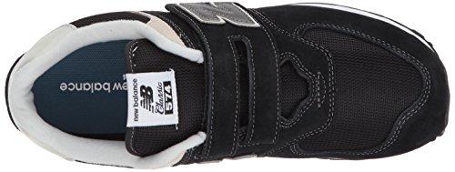 New Balance grey grey Chaussures black Iv574 Unisexe 574 Black baby Noir rpdxq8rBw