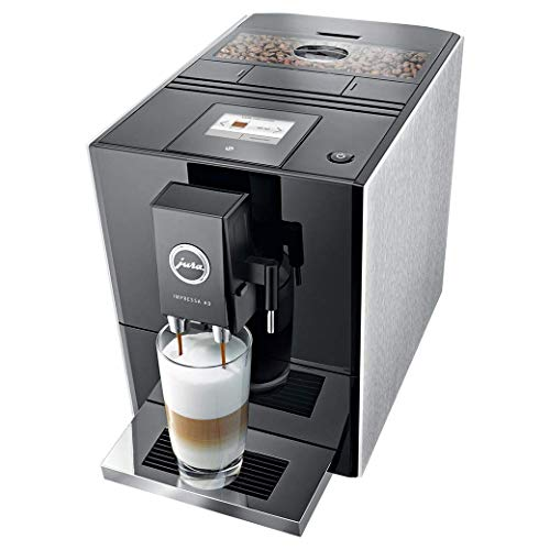 Jura A9 Automatic Coffee Machine, Black (Renewed)