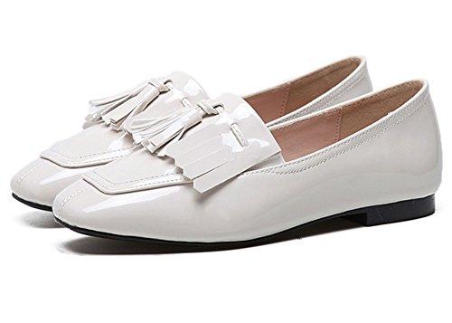 Zapatos Para cerrados Ladola Albaricoque mujer qAXXw