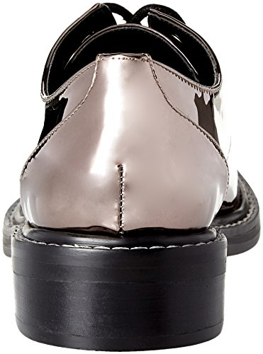 Steve Pewter Madden Brouge 001 Stringate Multicolore Scarpe Little Donna Chrome aW6qf1rawx