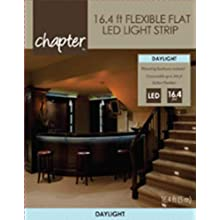 16.4 ft Flexible Flat LED light strip