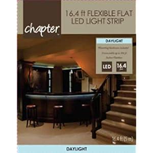 16.4 ft Flexible Flat LED light strip
