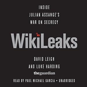 WikiLeaks Audiobook