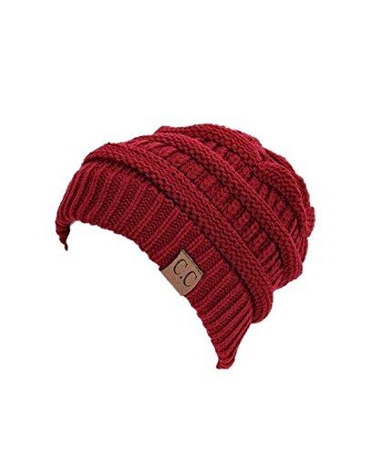 BY6_(US Seller)Beanie Unisex Skully Ski Hat Warm Cap
