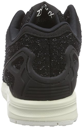 adidas OriginalsZX Flux - Zapatillas Mujer Negro - Schwarz (Core Black/Core Black/Ftwr White)