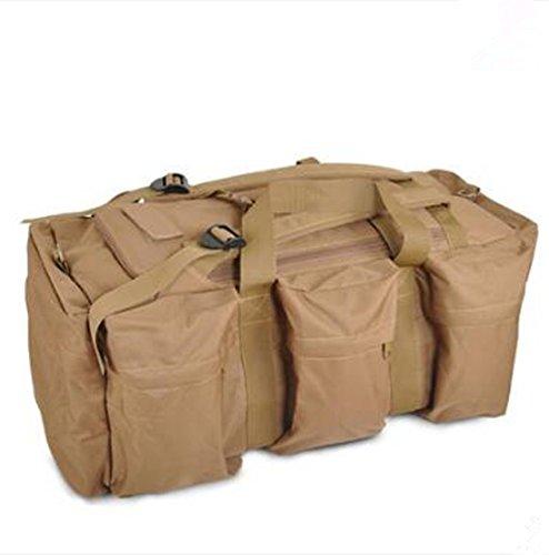 Senderismo mochila al aire libre mochila de viaje mochila macho impermeable bolsa de viaje mujeres gran capacidad mochila
