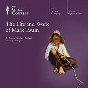 The Life and Work of Mark Twain Lecture