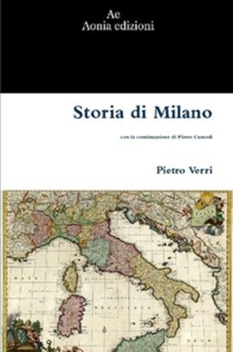 Storia di Milano (Italian Edition)