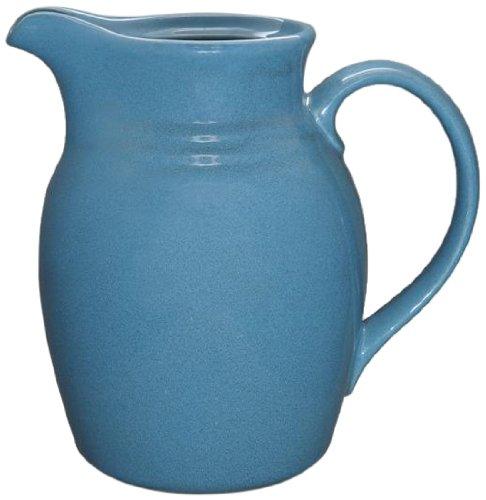 Noritake Colorvara Pitcher, 72-Ounce, Blue