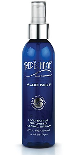 Repechage Algo Mist Hydrating Seaweed Facial Spray Anti Aging Moisturizing Face Mist 6 fl oz/177ml