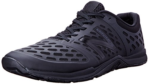 New Balance Men's MX20BS4 Cross Minimus Training Shoe, Black, 8 D US