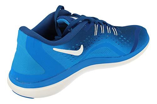 Details about Nike Flex 2017 RN Running Mens Shoes Gym Blue 898457 403