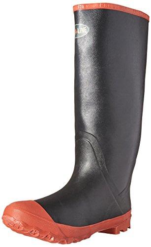 Pro Line Men's Rubber Knee Boots Black