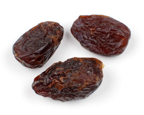Medjool Dates (W/Pits), 15 Lb Bag by Angelina's Gourmet (Image #2)