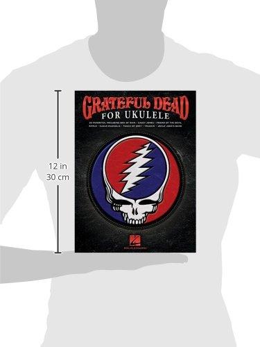 Amazon Grateful Dead For Ukulele 0888680037284 Grateful Dead
