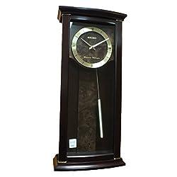 Seiko QXH067BLH Japanese Quartz Wall Clock