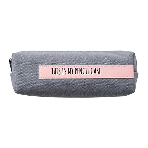 Macaroon Simple (Pencil Case - Pencil Bag - Novelty Toy - Simple Pencil Pen Case Cosmetic Makeup Bag Storage Pouch Purse Students School - Student Office College Storage Holder Box Organizer (C))