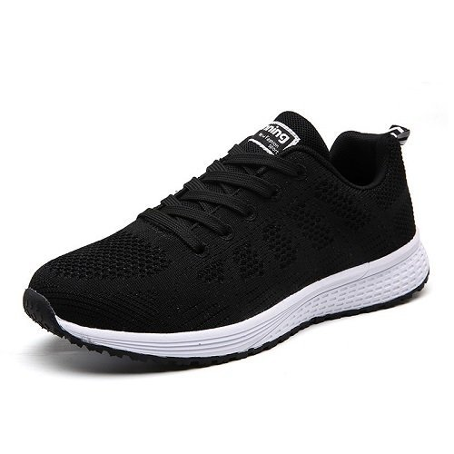 Shoes Shoes Sneakers Air Lace Black Women Vulcanize Fashion Casual Summer Women Reneem Ladies Mesh up Footwear Shoes RZnwRtx