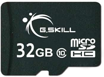3-Pack G.Skill FF-TSDG32GA-C10 32GB MicroSDHC Card