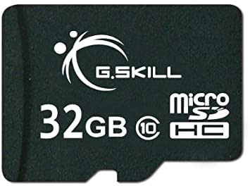 Amazon.com: G. Skill Clase 6 microSDHC tarjeta flash con ...