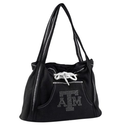 Littlearth NCAA Sport Noir Hoodie Geldbörse Texas A&M Aggies 2gmfV