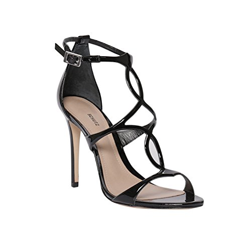 Black Black Black Sandals Women's Fashion Schutz Schutz Women's Fashion Sandals Schutz Women's Women's Fashion Fashion Sandals Schutz 5aaqgAw