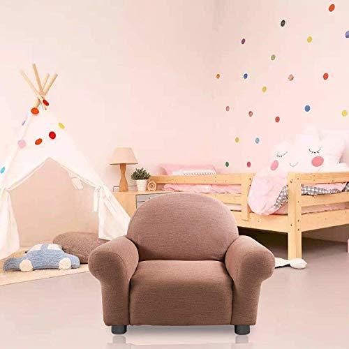 Harper&Bright Designs Kids Sofa Children Armrest Chair, Black and White from Harper&Bright Designs