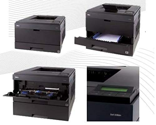 - Dell 2330dn Monochrome Laser Network Printer