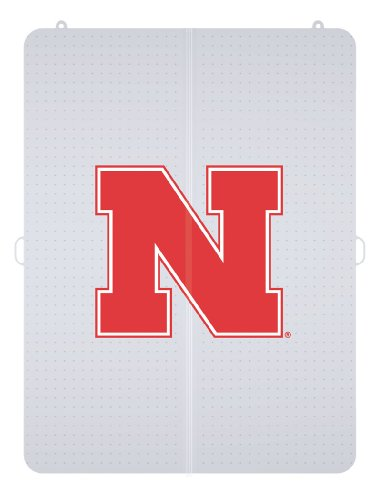 NCAA Nebraska Cornhuskers Logo Foldable Carpet Chairmat