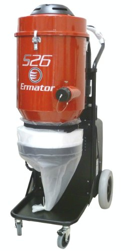 WerkMasterTM ErmatorTM S26 HEPA Vacuum, 3.4 HP, 110, used for sale  Delivered anywhere in USA