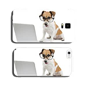 computer dog cell phone cover case iPhone6 Plus