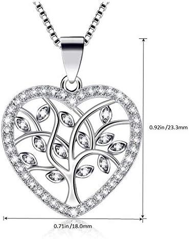 20stk Herz  Baum Form Anhänger für Halskette Handarbeit Hollow Out DIY Schmuck