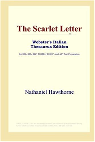 The scarlet letter websters italian thesaurus edition nathaniel the scarlet letter websters italian thesaurus edition nathaniel hawthorne 9780497899912 amazon books thecheapjerseys Images