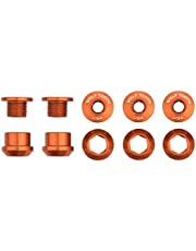 Wolf Tooth Components Chainring Bolts and Nuts for Single-Ring (1X) Drivetrains