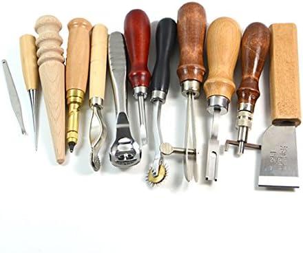 Angelakerry - Juego de 12 herramientas para trabajo manual y ...