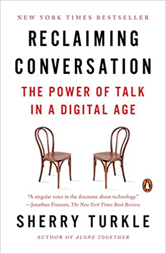 Image result for reclaiming conversation book