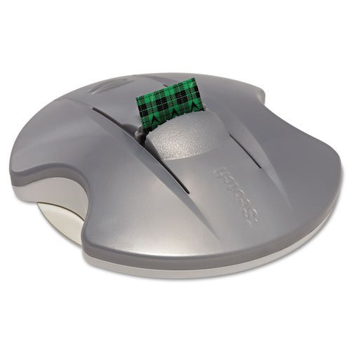 Scotch(R) Pop-Up Tape Refillable Deskgrip Dispenser, (Pack of 2) by Scotch