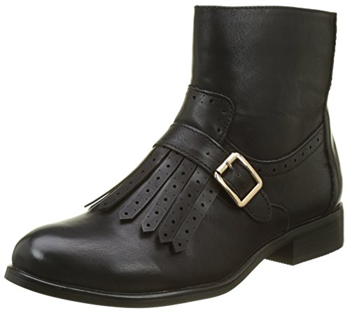 Buffalo Shoes Stivali 67 Nero Donna 01 Leather P2173a Black PU B195a ffrxZ7dcWq