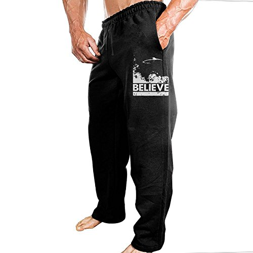 Necronomicon Logo Sweatpants Running Pants For Mens XX-Large